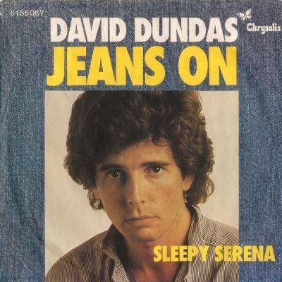 Lord David Dundas Jeans On David Dundas 1976 seventies music
