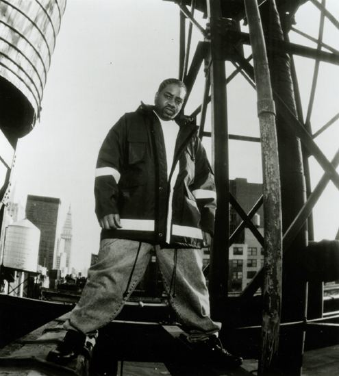 Lord Finesse The funky technician Lord Finesse of DITC speaks out