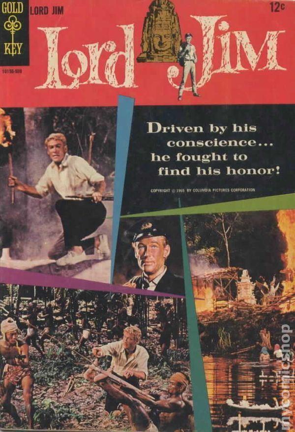 Lord Jim (1965 film) Lord Jim 1965 Movie Comics comic books