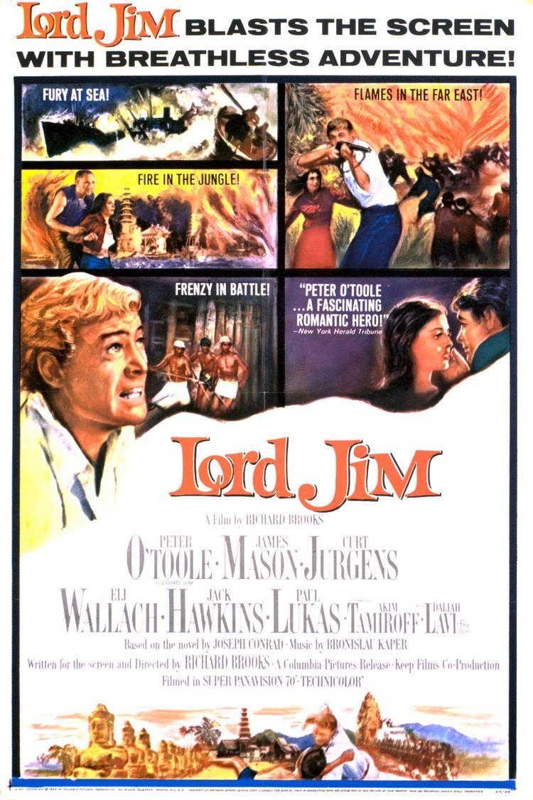 Lord Jim (1965 film) wwwgstaticcomtvthumbmovieposters1370p1370p