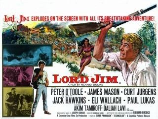Lord Jim (1965 film) Film Movies made in Cambodia