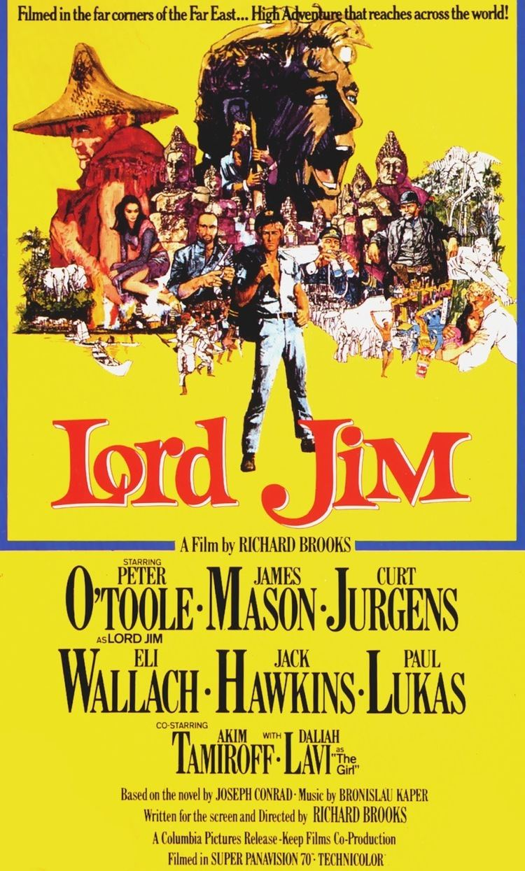 Lord Jim (1965 film) A Day For All Nights Lord Jim 1965