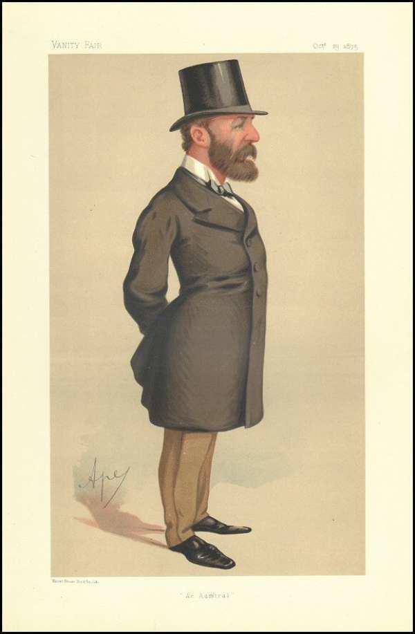 Lord John Hay (Royal Navy officer, born 1827)