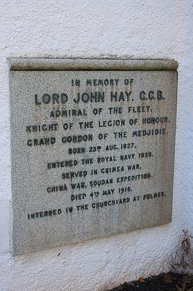 Lord John Hay (Royal Navy officer, born 1827) Lord John Hay Royal Navy officer born 1827 Wikipedia