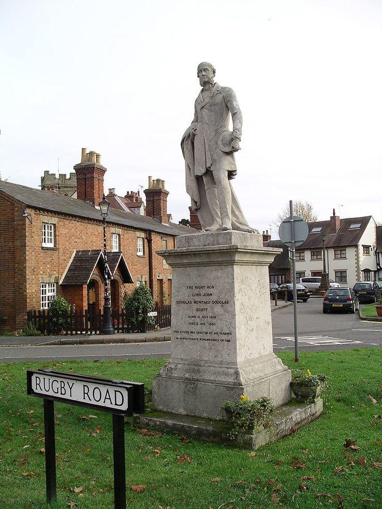 Lord John Scott