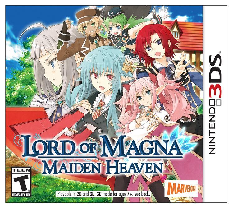 Lord of Magna: Maiden Heaven staticgiantbombcomuploadsoriginal8820632725