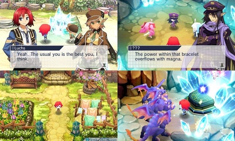 Lord of Magna: Maiden Heaven Lord of Magna Maiden Heaven Release Date Revealed