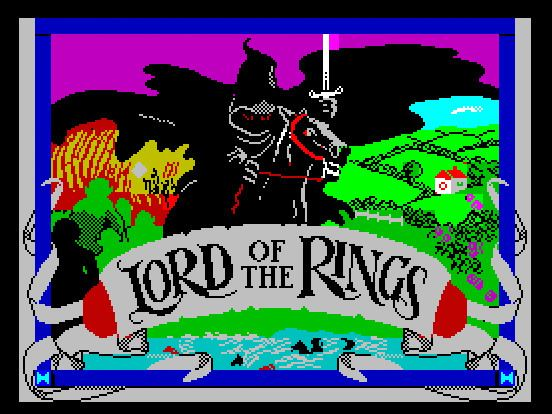 Lord of the Rings: Game One Lord of the Rings Game One 1986Melbourne HousePart 2 of 2