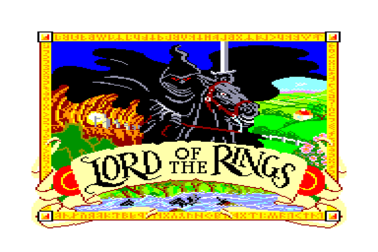 Lord of the Rings: Game One Lord of the rings game one by Beam software edited by Melbourne
