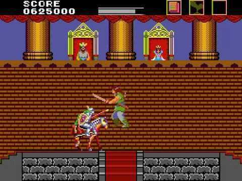 Lord of the Sword Lord of the Sword Sega Master System Full Game 2 of 3 YouTube
