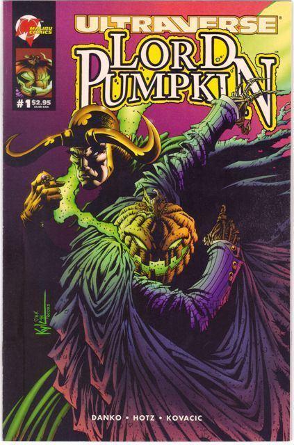 Lord Pumpkin Lord Pumpkin Ultraverse Flashback