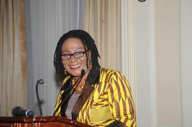 Lordina Mahama Meet Lordina Mahama The First Lady Of Ghana How Ghana