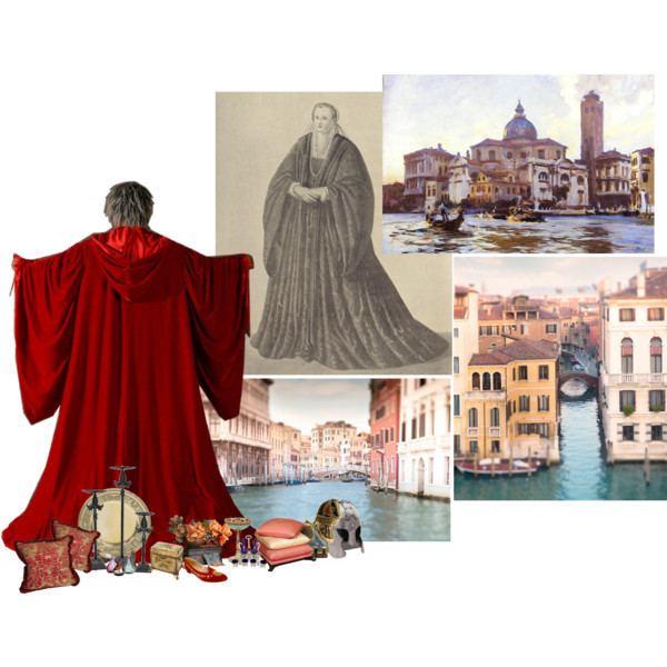 Loredana Marcello Loredana Marcello Dogaressa of Venice Polyvore