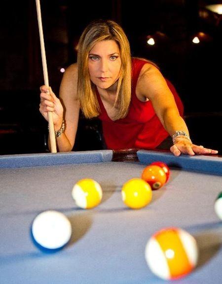 Loree Jon Hasson Loree Jon Hasson 10 Sexiest Women in Pool Billiards CueSightcom