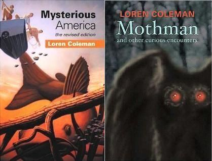 Loren Coleman Loren Coleman A Complete Book List 2015 Edition