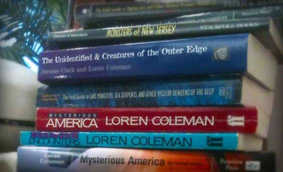 Loren Coleman The Cryptozoologist Loren Coleman Cryptozoology