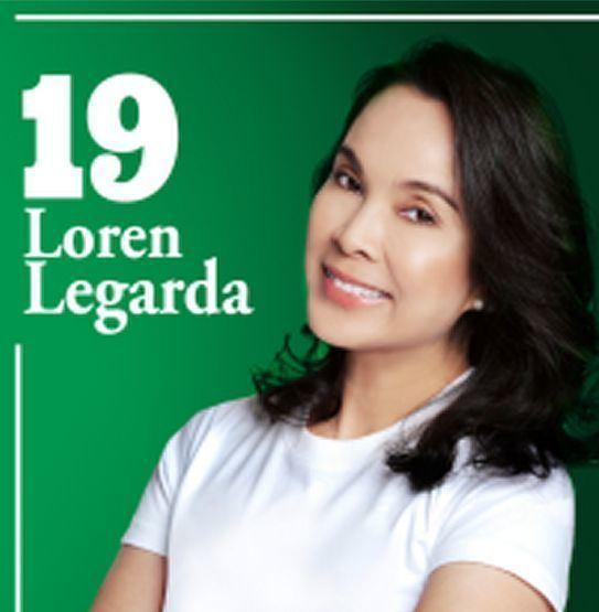 Loren Legarda Loren Legarda Profile Bios Platform Senatorial Candidates 19