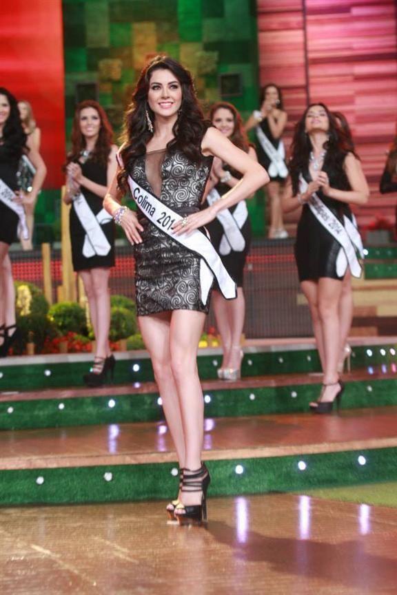 Lorena Sevilla Lorena Sevilla Mexico Nuestra Belleza Mexico 2014