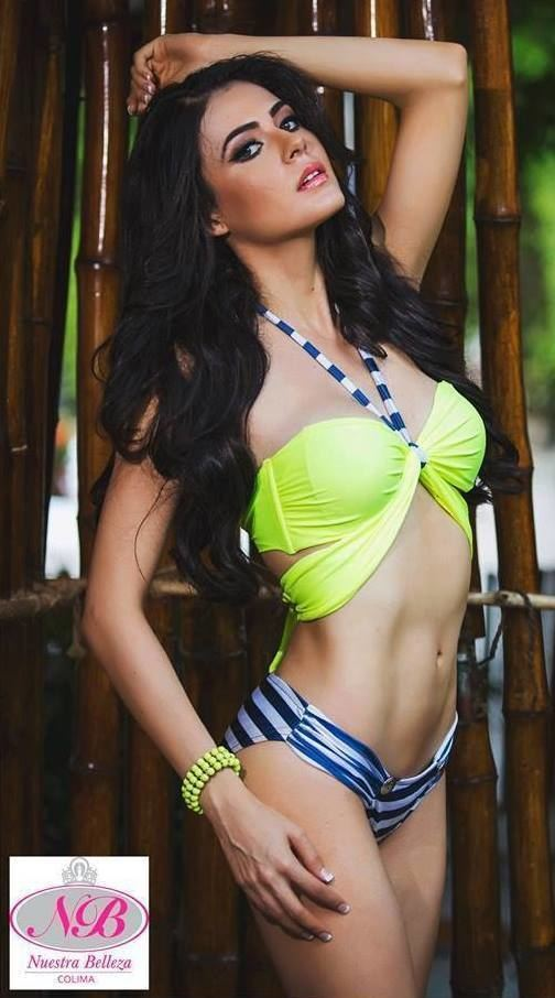 Lorena Sevilla Lorena Sevilla is Miss International Mexico 2015 Missosology