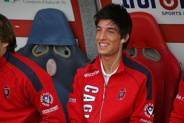 Lorenzo Ariaudo Lorenzo Ariaudo Pictures Cagliari Calcio v AS Roma
