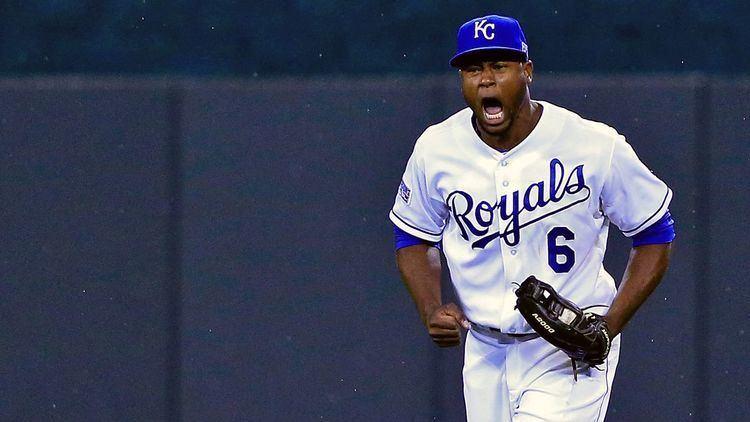 Lorenzo Cain Lorenzo Cain39s story he did not play baseball until high