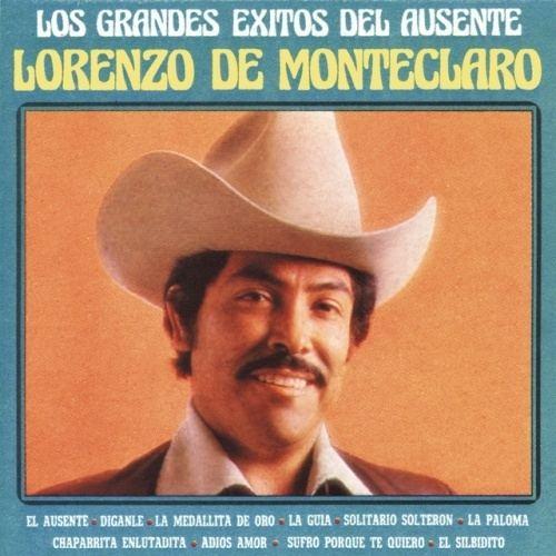 Lorenzo de Monteclaro Los Grandes Exitos del Ausente Lorenzo de Monteclaro Songs