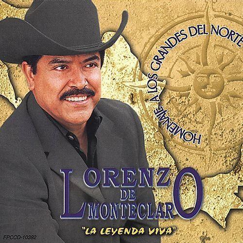 Lorenzo de Monteclaro Homenaje A Los Grandes Del Norte Lorenzo de Monteclaro Songs