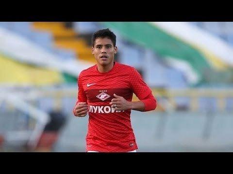 Lorenzo Melgarejo Lorenzo Melgarejo FC Spartak Moscow Goals Skills 2016 HD