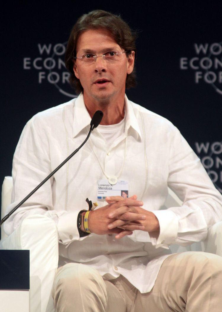 Lorenzo Mendoza Lorenzo Mendoza Wikipedia