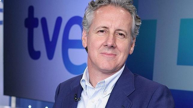 Lorenzo Milá en los corresponsales de TVE Lorenzo Mil se traslada de Washington