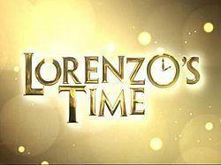 Lorenzo's Time Lorenzo39s Time Wikipedia