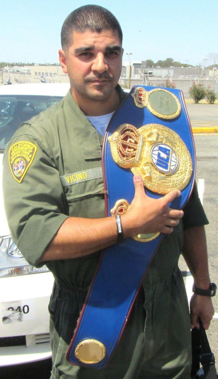 Loreto Garza 2011 United Combat Association