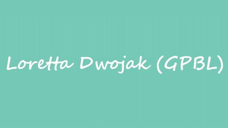 Loretta Dwojak OBM GPBL Player Loretta Dwojak GPBL YouTube
