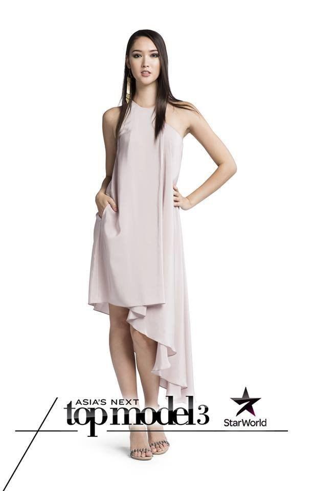 Lori Chow Harwita Zahra Burhan Asia39s Next Top Model Cycle 3