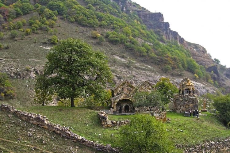 Sights of Lori Province of Armenia Stone Land Travel