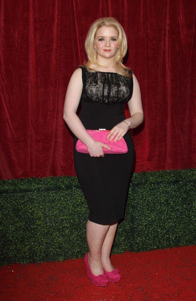 Lorna Fitzgerald Lorna Fitzgerald British Soap Awards 2012 Photo 5