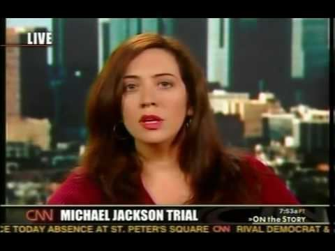 Lorraine Ali Writer Lorraine Ali on CNN re Michael Jacksons Trial YouTube