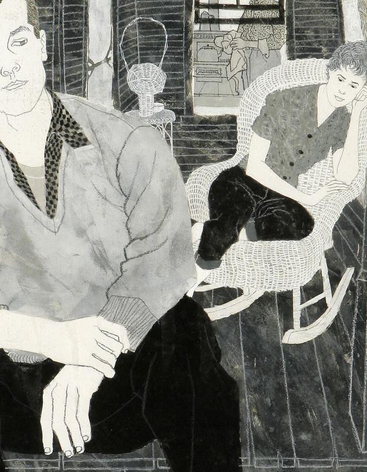 Lorraine Fox Female Illustrators of the Mid20th Century Lorraine Fox
