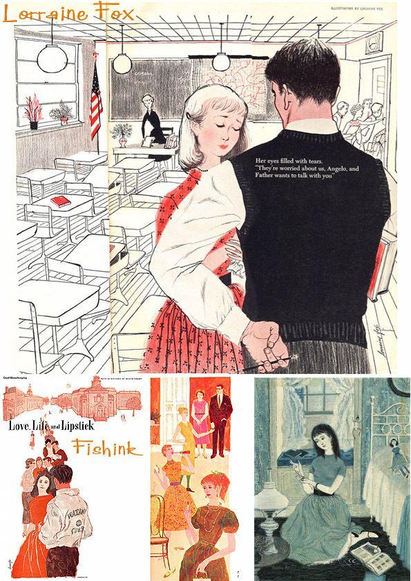 Lorraine Fox Lorraine Fox A Pioneering Artist