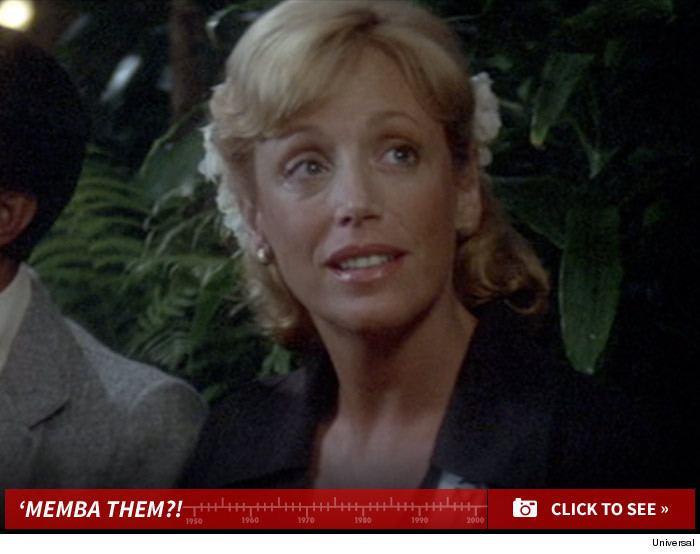 Lorraine Gary Ellen Brody in JAWS Memba Her TMZcom