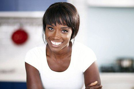Lorraine Pascale Celebrity chef Lorraine Pascale calls for help to find
