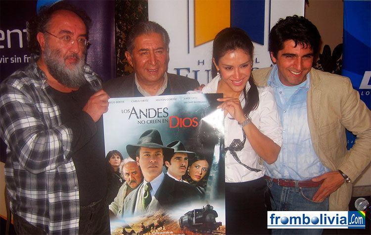 Los Andes no creen en Dios Los Andes no creen en Dios 2007
