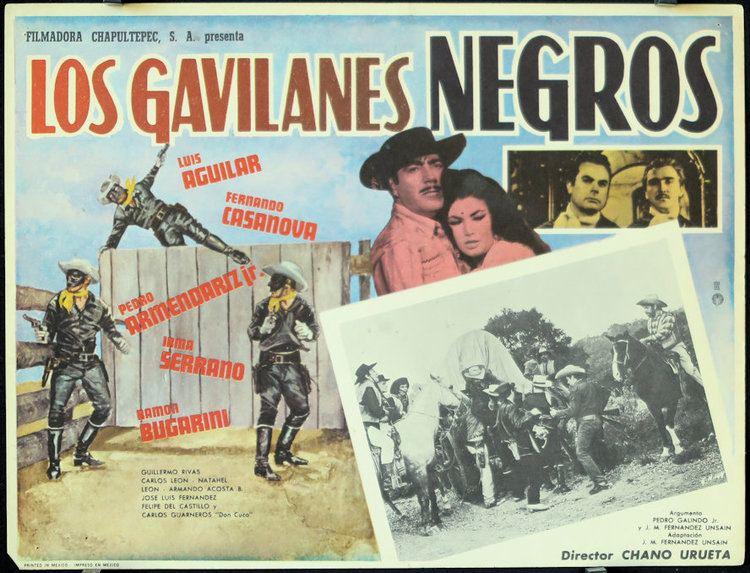 Los Gavilanes negros Los gavilanes negros 1966