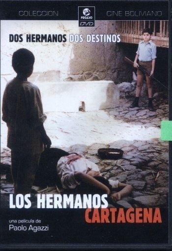 Los Hermanos Cartagena DVD Los Hermanos CartagenaPelculas BolivianasBolivia