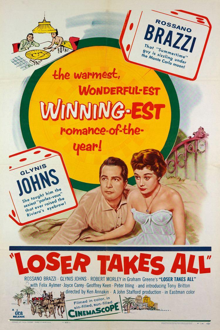 Loser Takes All (film) wwwgstaticcomtvthumbmovieposters145p145pv