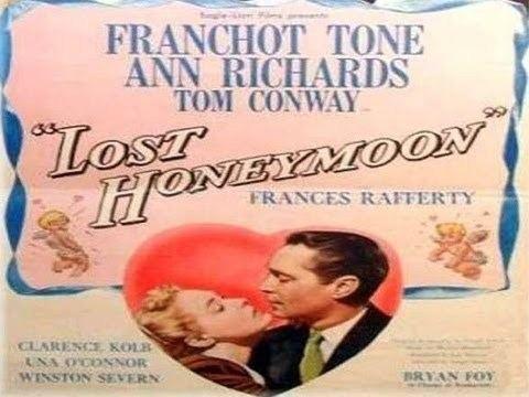 Lost Honeymoon Lost Honeymoon 1947 DVD Franchot Tone Ann Richards