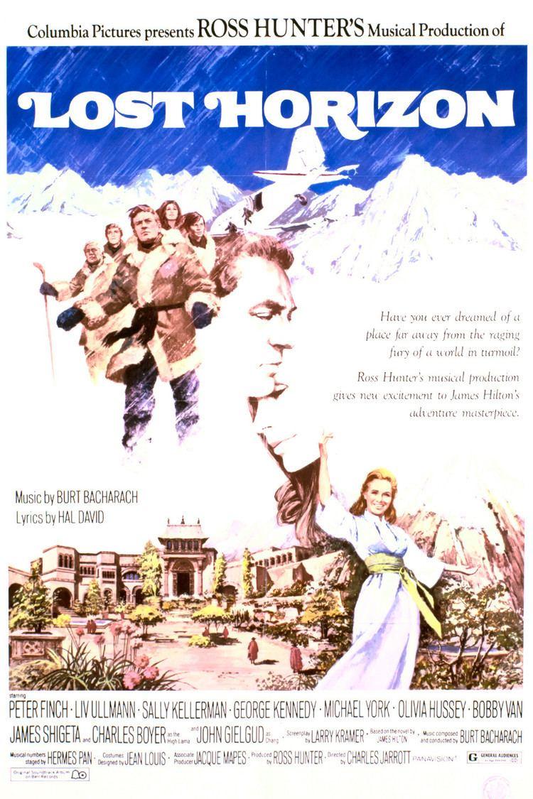 Lost Horizon (1973 film) wwwgstaticcomtvthumbmovieposters1365p1365p