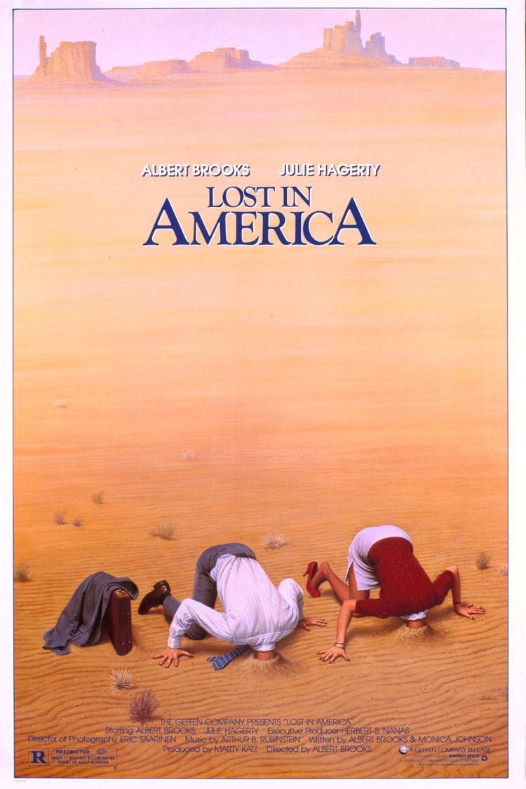 Lost in America wwwgstaticcomtvthumbmovieposters8677p8677p