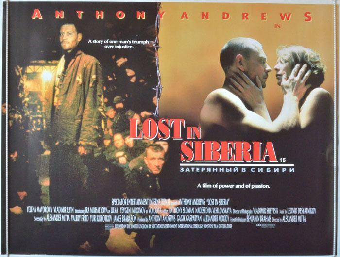 Lost in Siberia Lost In Siberia piaka Zateryannyy v Sibiriip