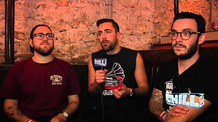 Lost In Society Lost In Society Interview for The Chill Den SXSW 2016 YouTube